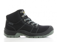 SAFETY JOGGER DESERT S1P BLACK 117 SRC